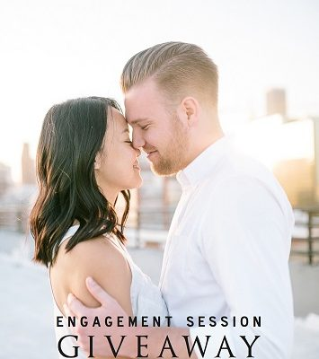Engagement session giveaway. janey pakpahan photography. southern california wedding photographer